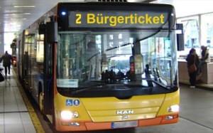 Bürgerticketbus