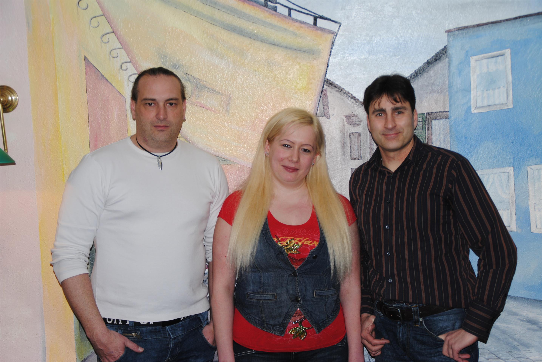 Sascha Löhle, Aleksandra Wierzbicka, Erik Conrad