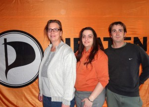 Birgit Wenzel, Janine Lorenz, Marco Bachmann